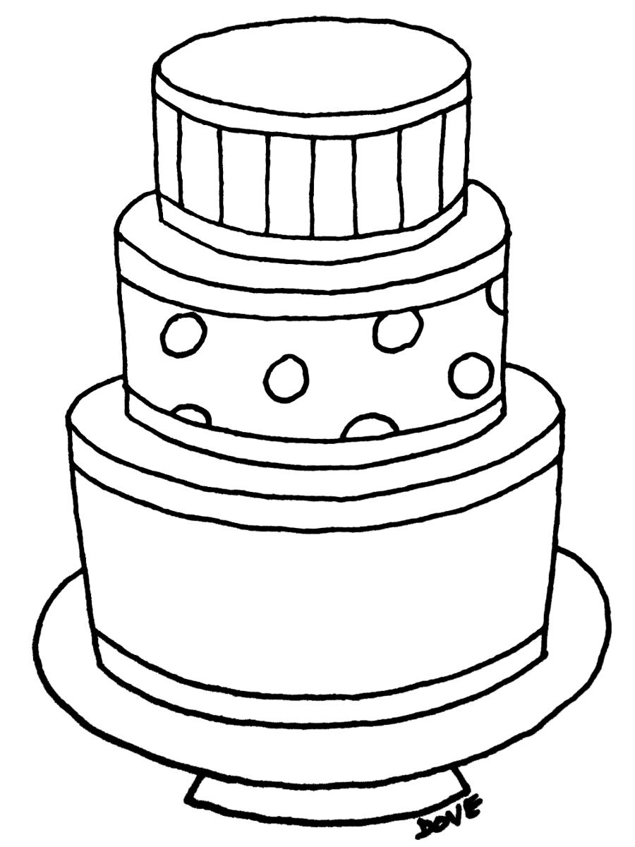 blank birthday cake coloring page ; birthday-cake-coloring-pages-blank