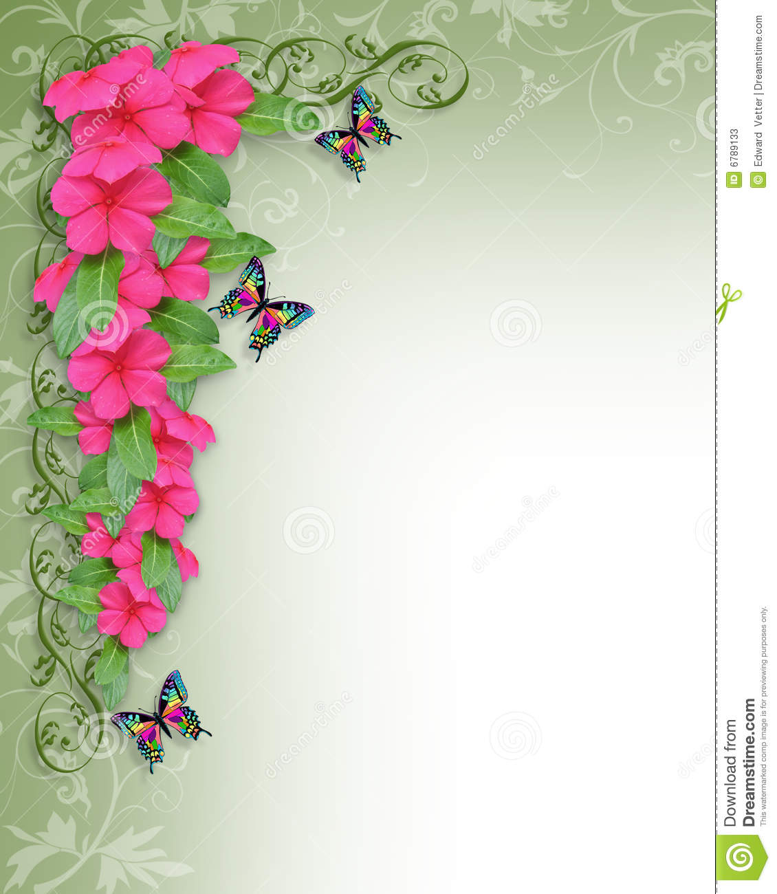 border designs for birthday invitations ; borders_for_wedding_invitation_cards_9