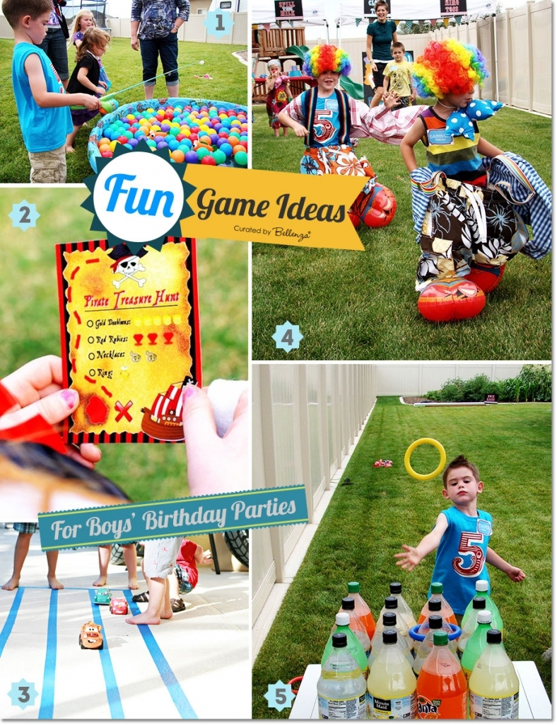 boys birthday party activities ; sightly-kids-room-to-make-a-kids-birthday-party-good-kids-room