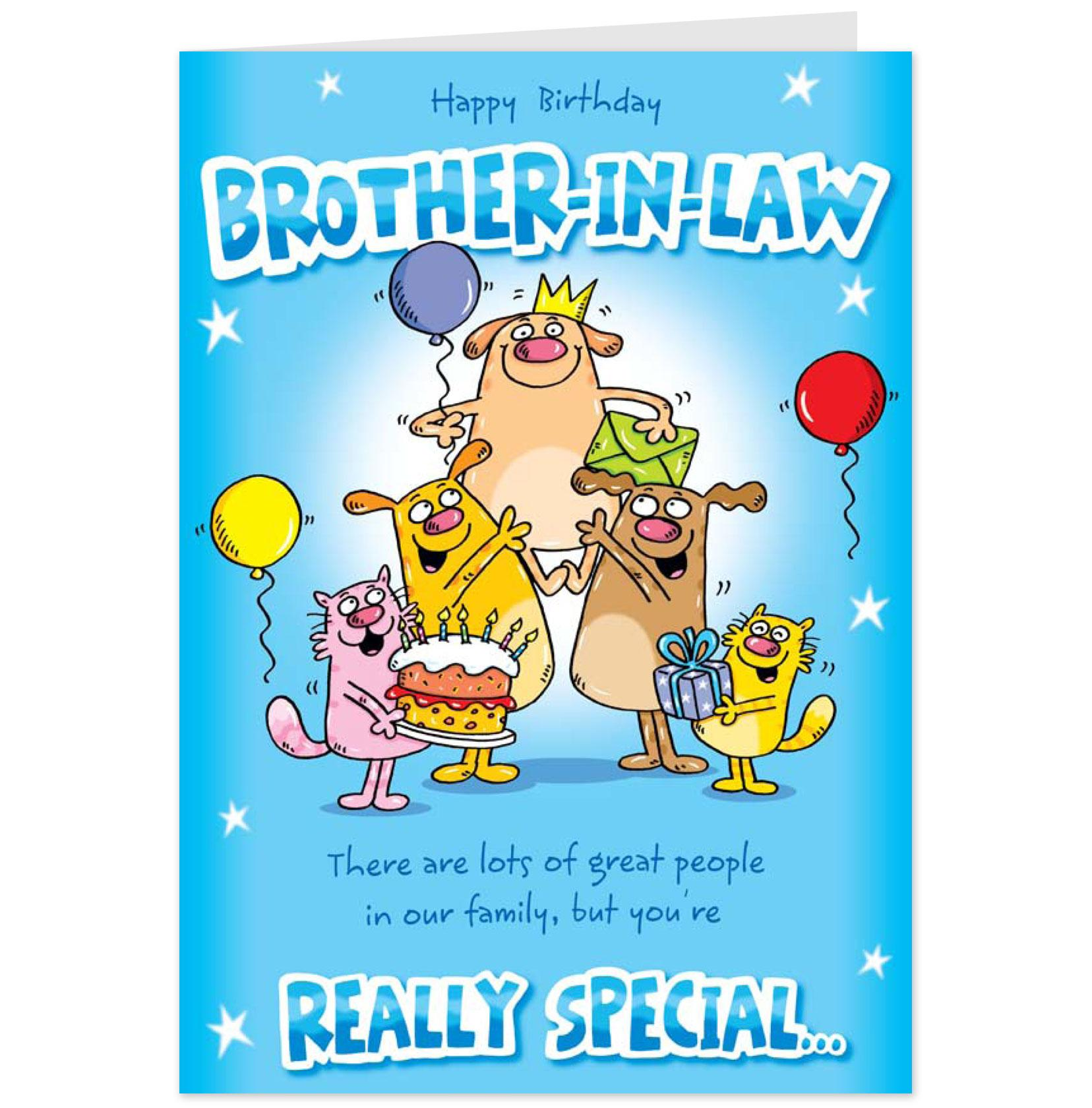 brother in law birthday wishes card ; 77ab02409a7d5162b9a7478967fe7752