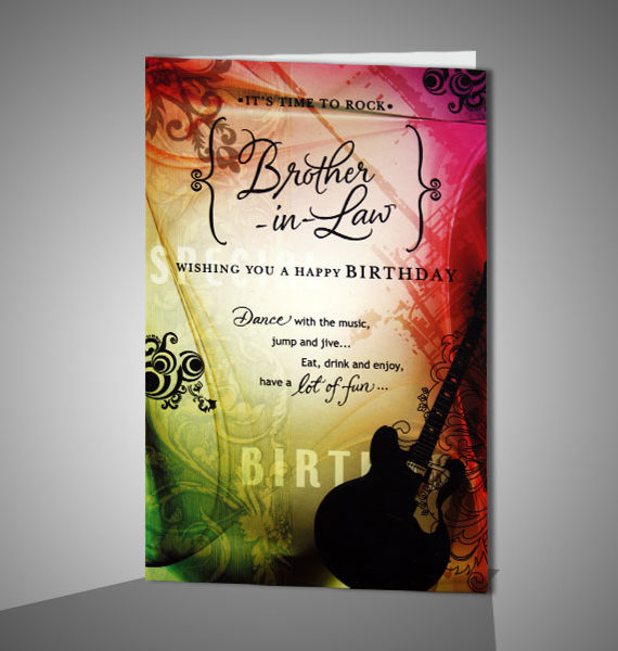 brother in law birthday wishes card ; Birthday-card-for-Bro-in-Law-570x600