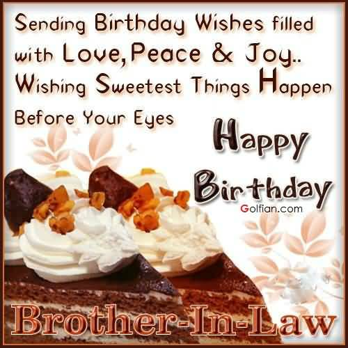 brother in law birthday wishes card ; Delicious-Cake-Birthday-Wishes-For-Brother-In-Law-E-Card-2