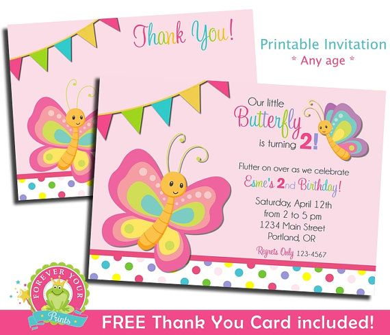 butterfly themed birthday invitation ; butterfly-party-invitations-best-25-butterfly-invitations-ideas-on-pinterest-butterfly-ideas