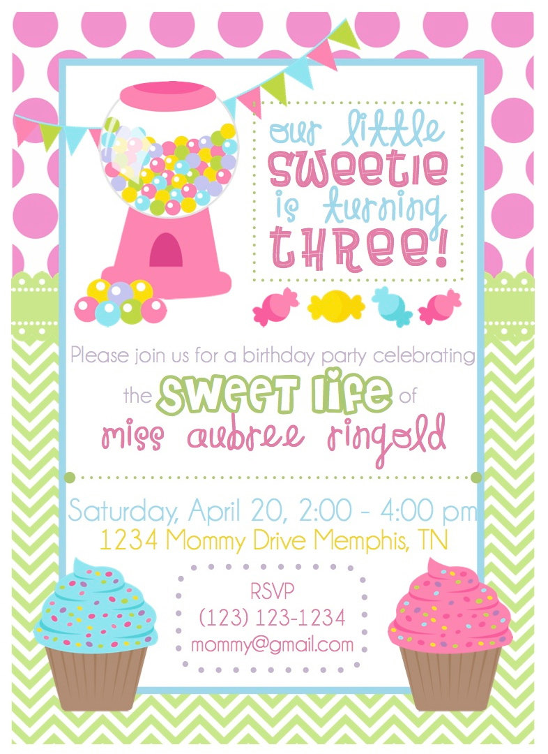 candy themed birthday invitation wording ; 1000_images_about_candy_birthday_party_ideas_on_ajordanscart_com_0