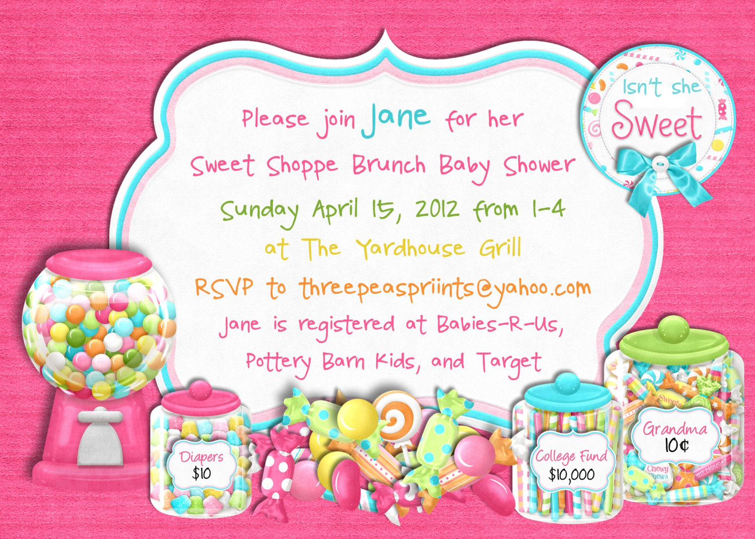 candy themed birthday invitation wording ; 8807229fc87d8abe41fb4064b86da78b