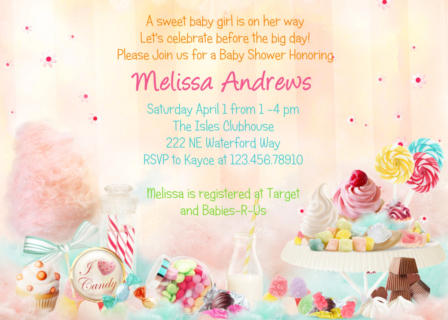 candy themed birthday invitation wording ; il_fullxfull