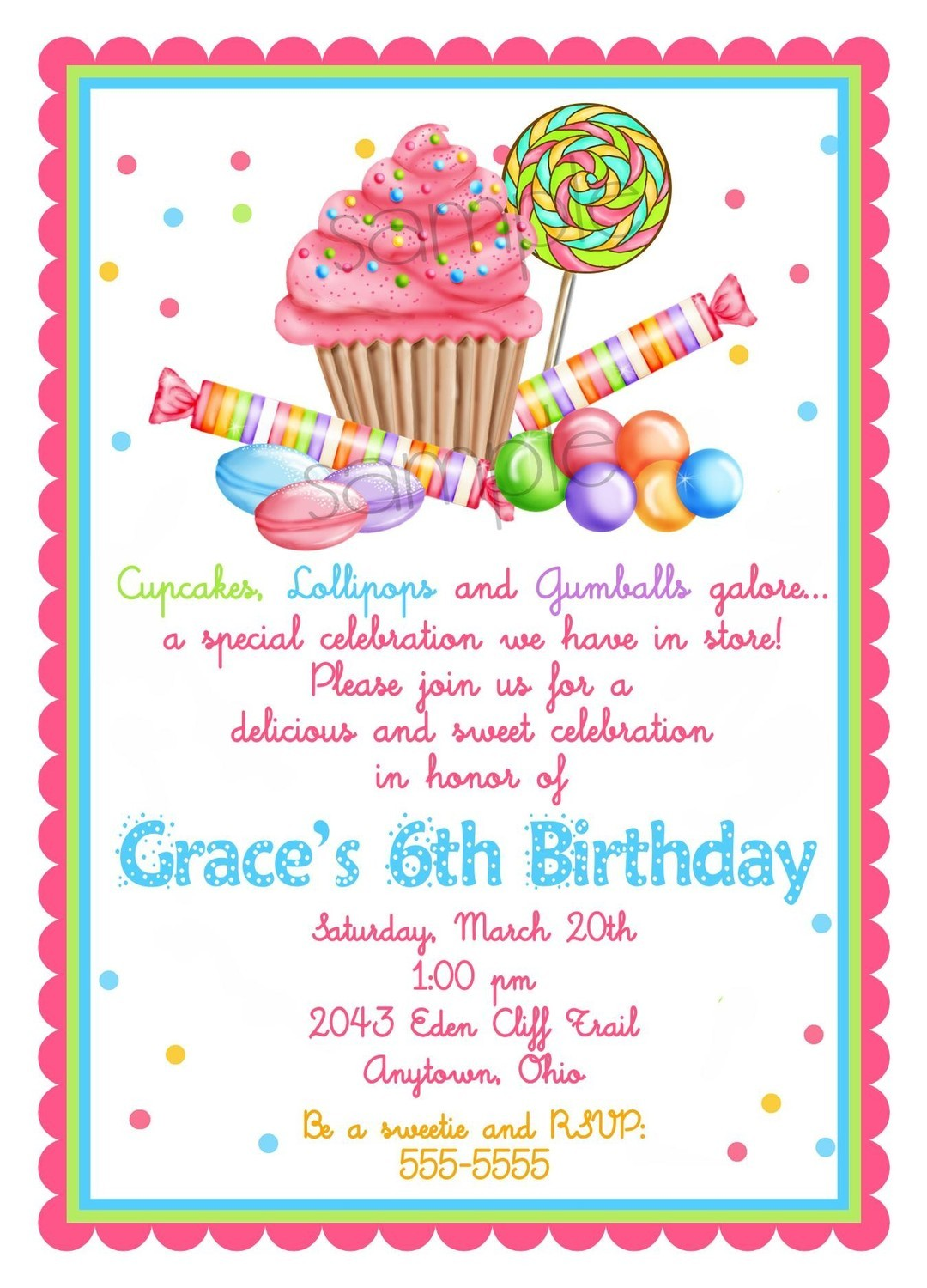 candy themed birthday invitation wording ; sweet_shop_birthday_party_invitations_candyland_invitations_2