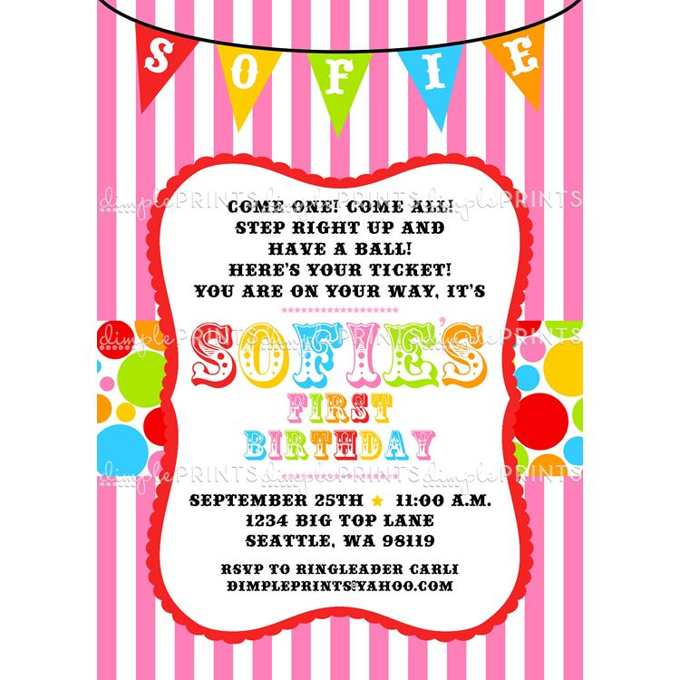 carnival themed birthday party invitation templates ; carnival-themed-birthday-party-invitation-templates-circus-carnival-birthday-printable-invite-dimple-prints-shop-download