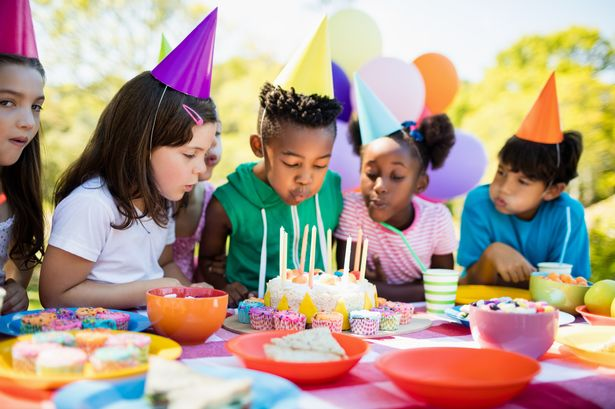 children's birthday activities ; GettyImages-663788252
