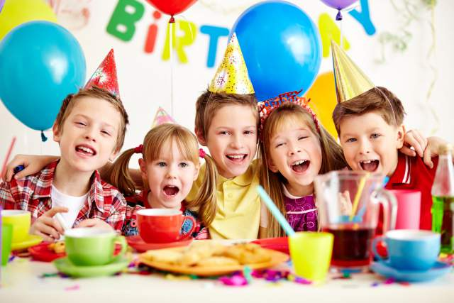 children's birthday activities ; birthday-party