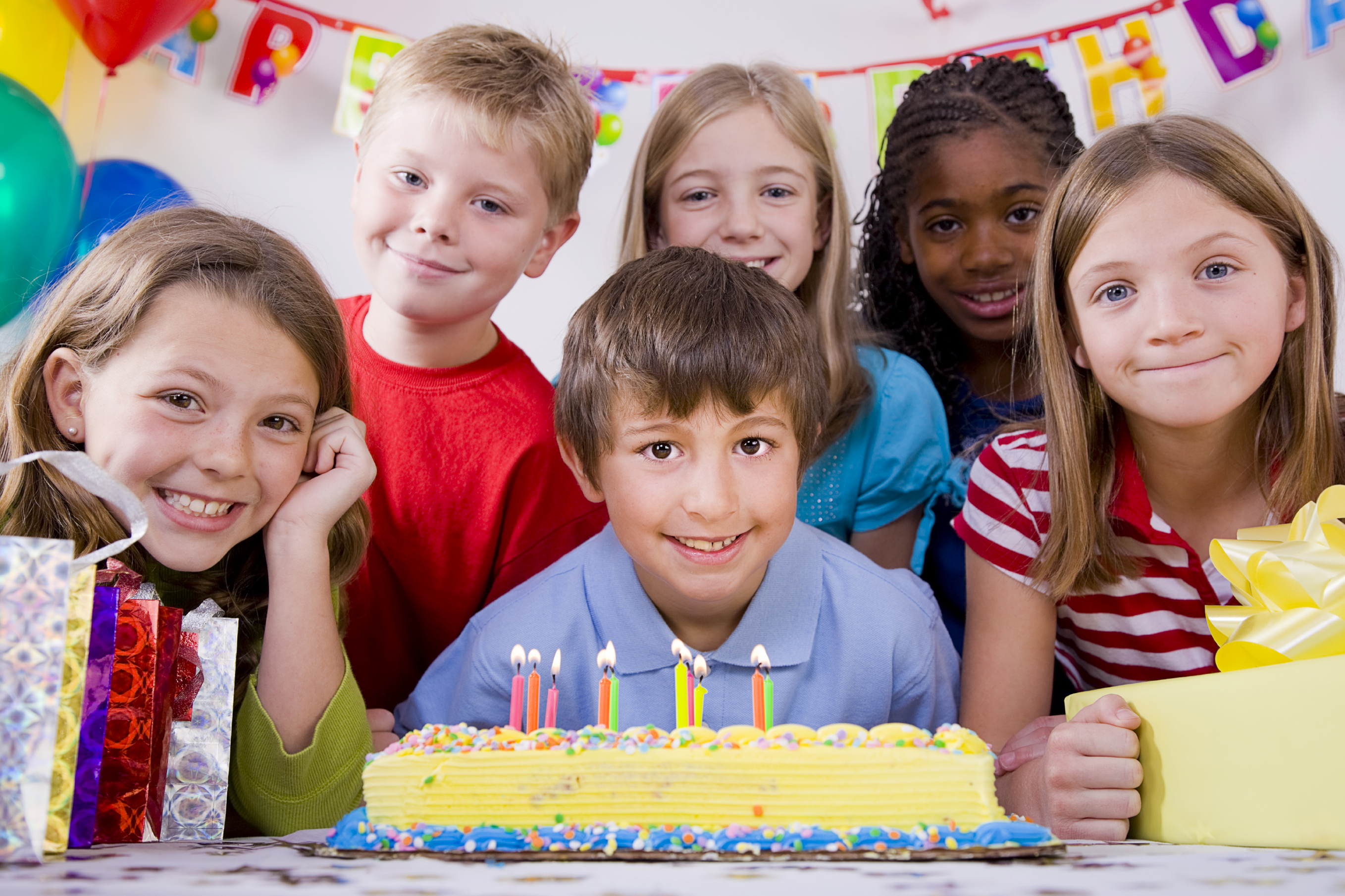 children's birthday activities ; kids-birthday-parties