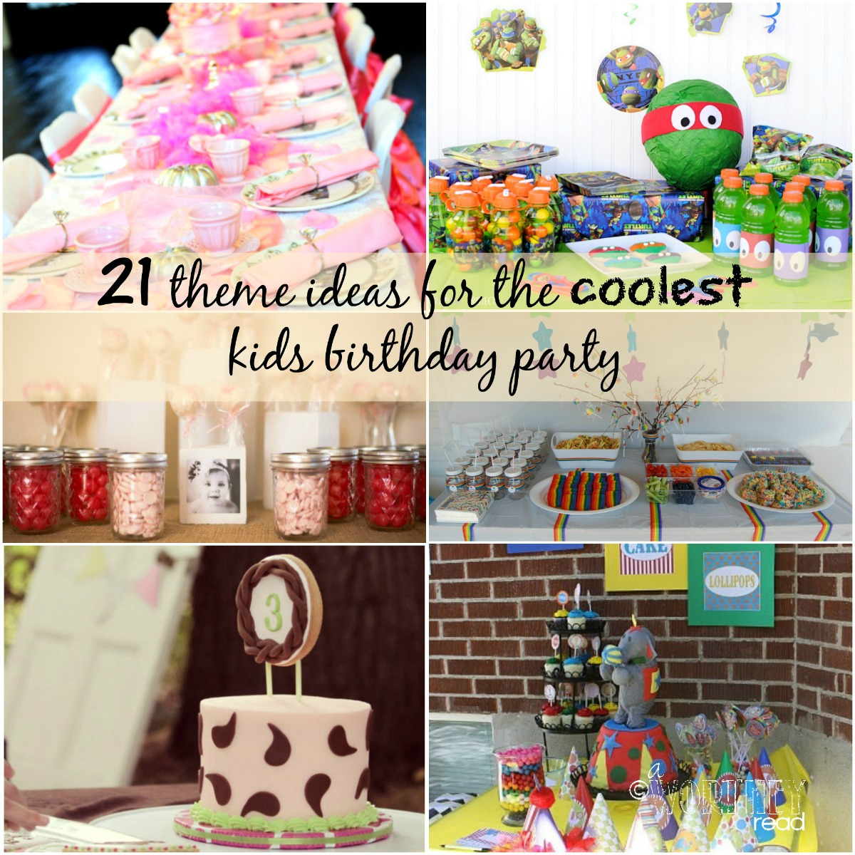 children's birthday party activities ; 21-Theme-Ideas-for-the-Coolest-Kids-Birthday-Party
