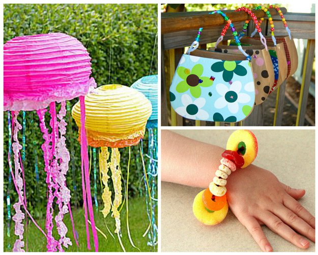 children's birthday party activities ; Best-Kids-Party-Ideas-Birthday-Party-Crafts