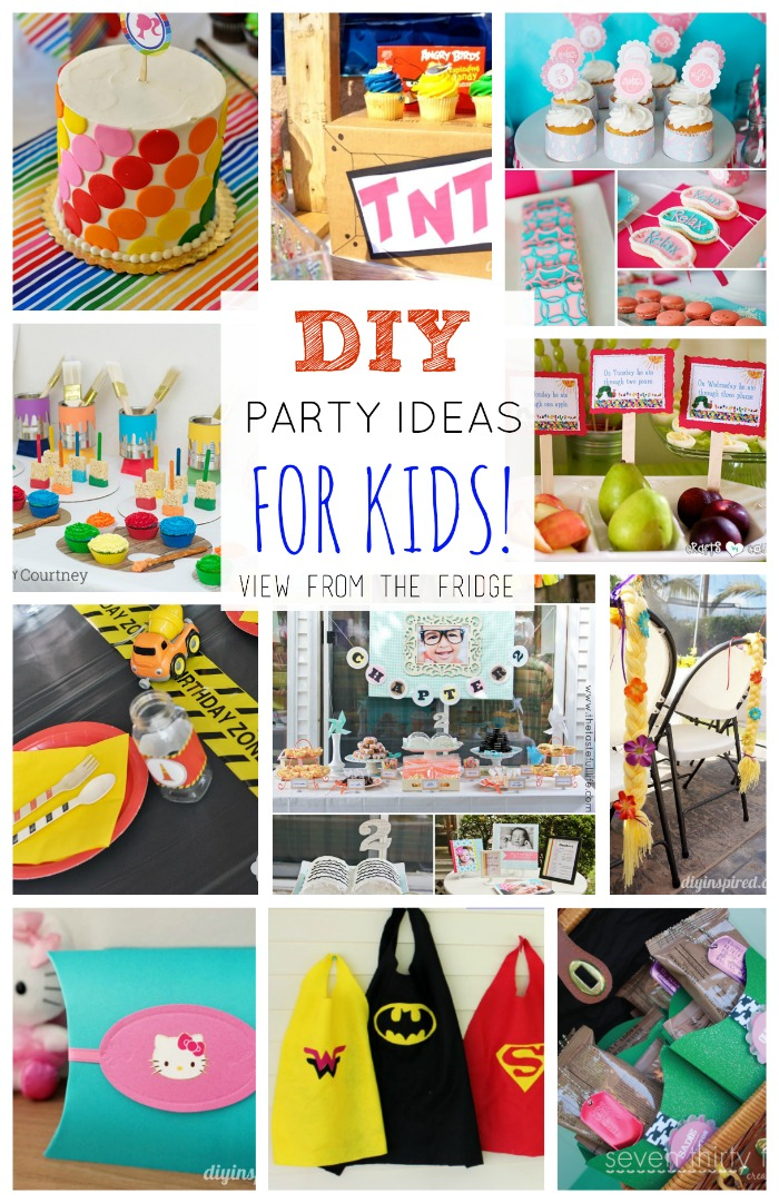 children's birthday party activities ; DIY-PARTY-IDEAS-FOR-KIDS-LONG