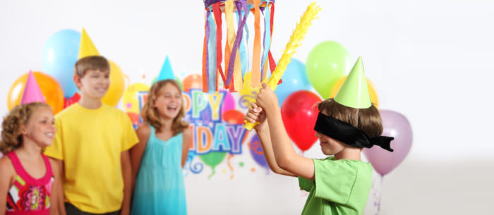 children's birthday party activities ; birthday-party-kid-games
