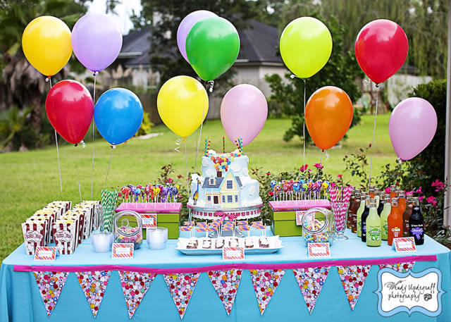 children's birthday party activities ; blog9-16
