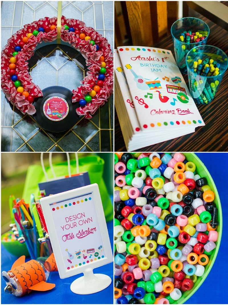 children's birthday party activities ; musical-kids-birthday-party-printables-games-activities