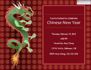 chinese birthday invitations with lucky red color ; 182530-300x231-Chinese-New-Year-Invitations-1-v2-ex