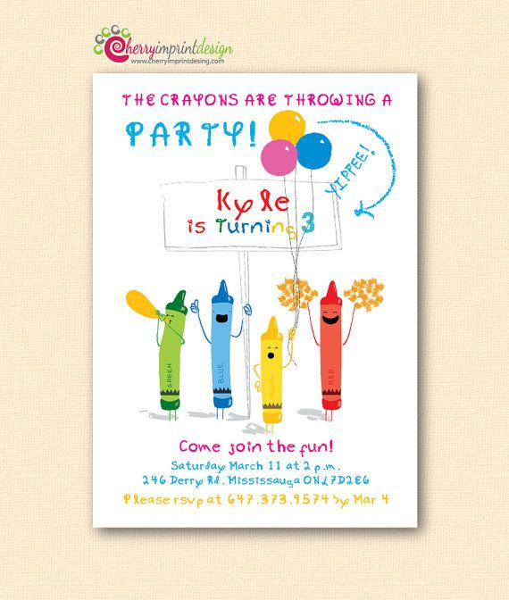 color crew birthday invitations ; b9737d418355efeb5349fe6765353e44--th-birthday-birthday-party-ideas