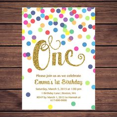 colorful birthday invitations ; 7eb4d623305a4cba0061100d77ce69d7--sprinkle-first-birthday-girl-first-birthday-invitations