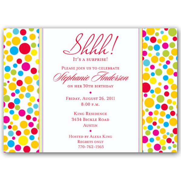 colorful birthday invitations ; Surprise-Birthday-Invitations-to-bring-your-dream-design-into-your-Birthday-invitation-1