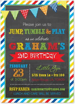 colorful birthday invitations ; party-invites-boys-best-25-boy-birthday-invitations-ideas-on-pinterest-1st-free