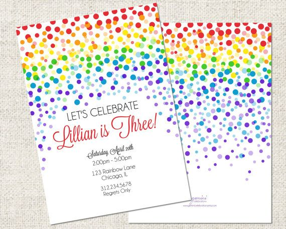 colorful birthday party invitations ; rainbow-birthday-invitations-to-inspire-you-how-to-make-the-Birthday-invitation-look-outstanding-3
