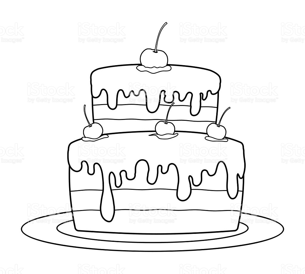 coloring book birthday cake ; cake-clipart-coloring-book-birthday-color-pantone-bookbirthday-stunning
