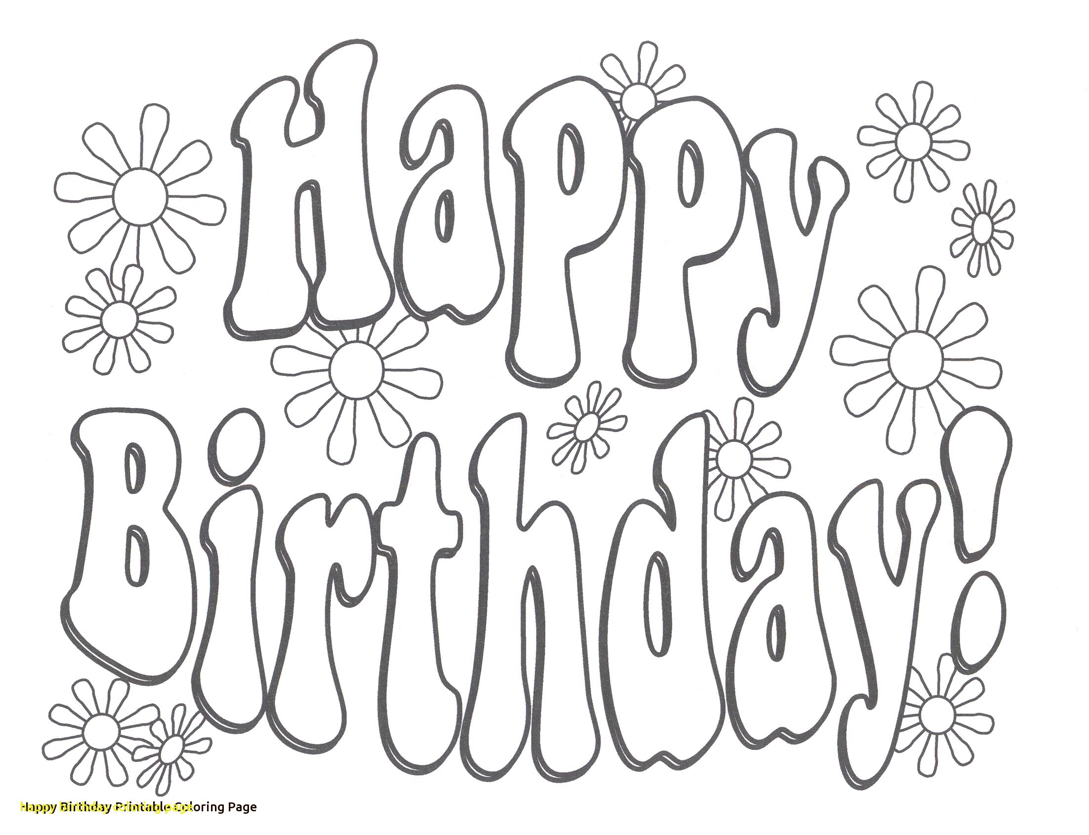 coloring book happy birthday ; coloring-book-happy-birthday-page-with-pages-for-kids-party-of