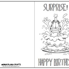 coloring pages birthday cards free ; birthday-card-printable-birthday-cards-printfolding-birthdays-free-printable-birthday-cards-for-kids-to-color-268x268
