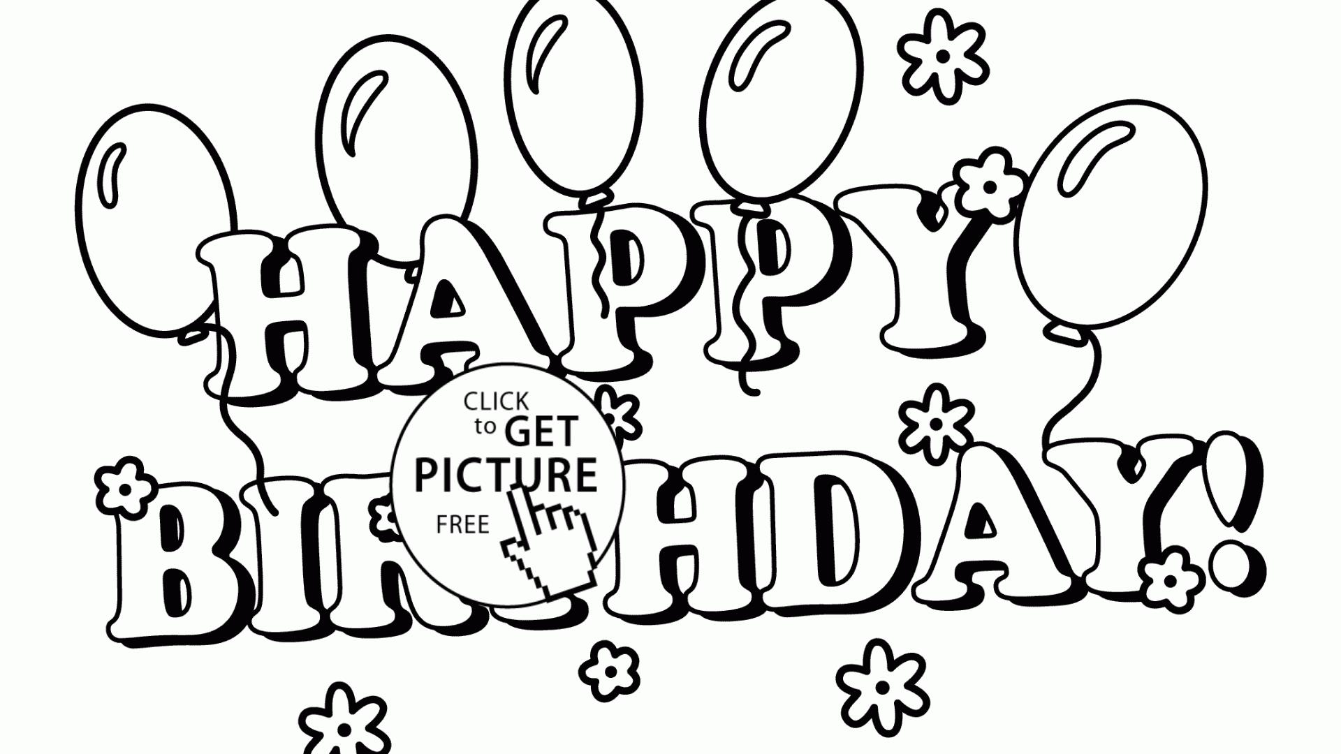 coloring pages for birthdays printables ; happy-birthday-printables-coloring-make-photo-1920x1080