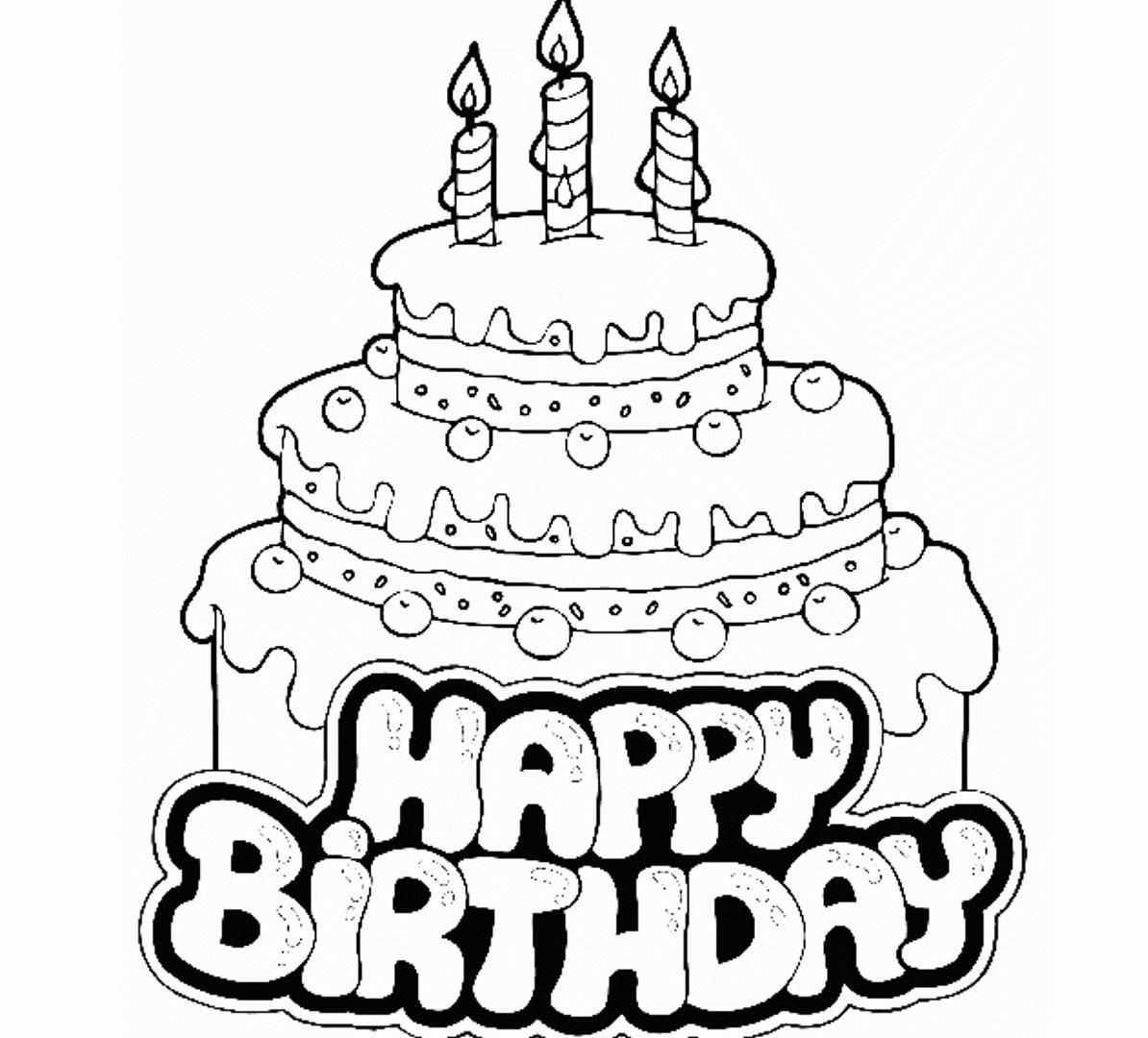 coloring pages for kids birthday cake ; top-birthday-colorings-free-1194x1080