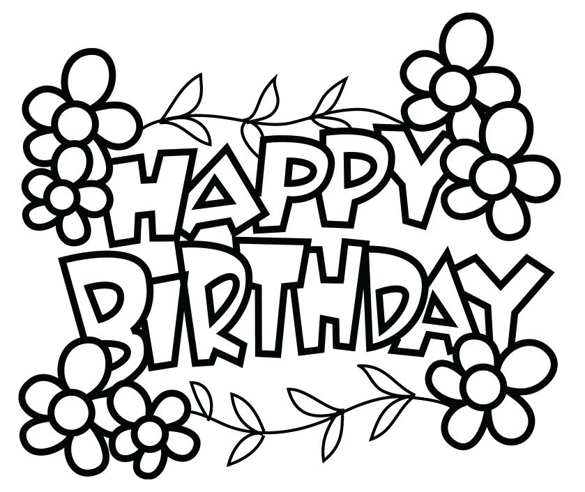 coloring sheets happy birthday ; happy-birthday-coloring-pages-free-holidayvillas-co