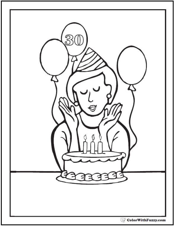 coloring sheets happy birthday ; happy-birthday-mom-coloring-pages