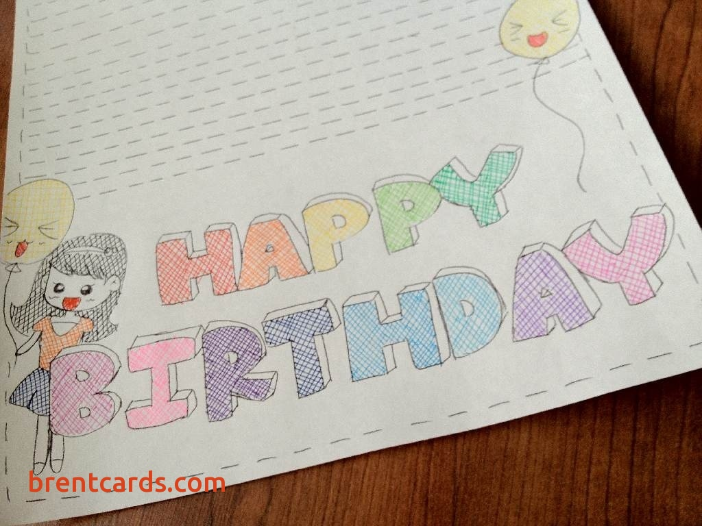 cool drawings for birthday cards ; how-to-draw-happy-birthday-card-luxury-happy-birthday-drawings-for-card-of-how-to-draw-happy-birthday-card