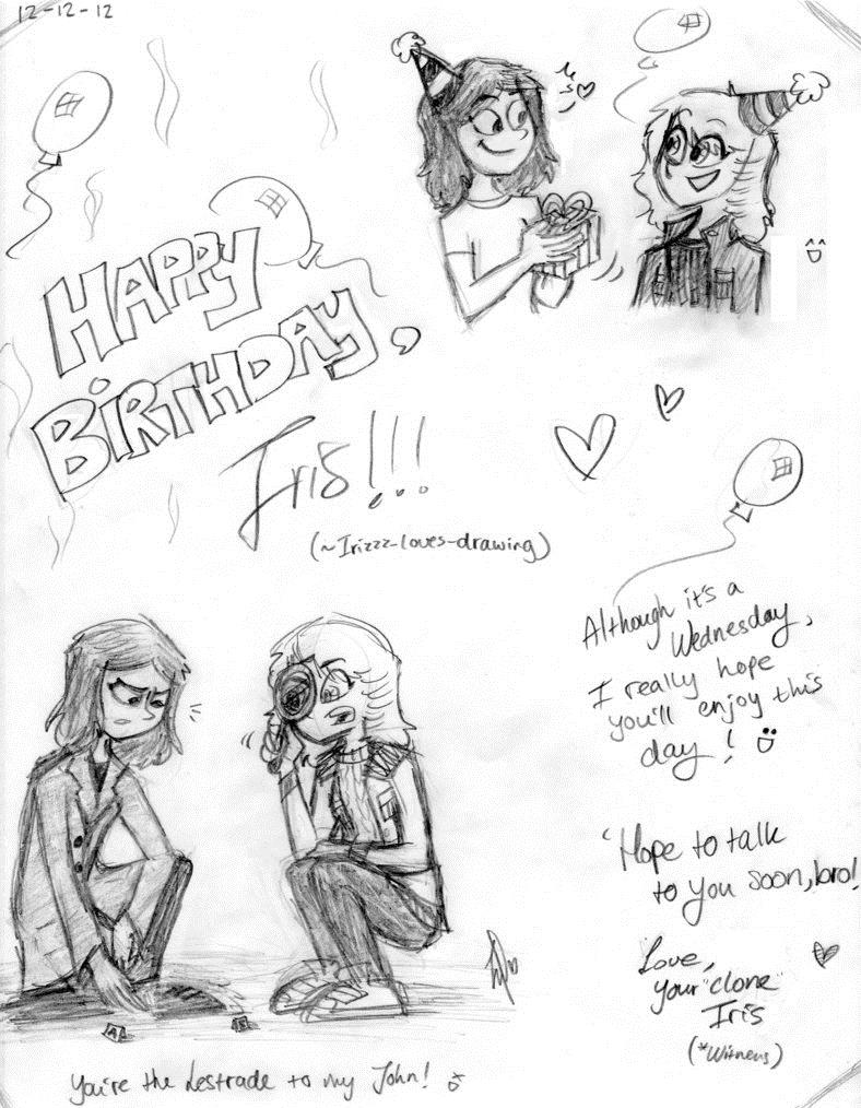 cool happy birthday drawings ; happy_birthday__irizzz_loves_drawing___by_witneus-d5nwjrb