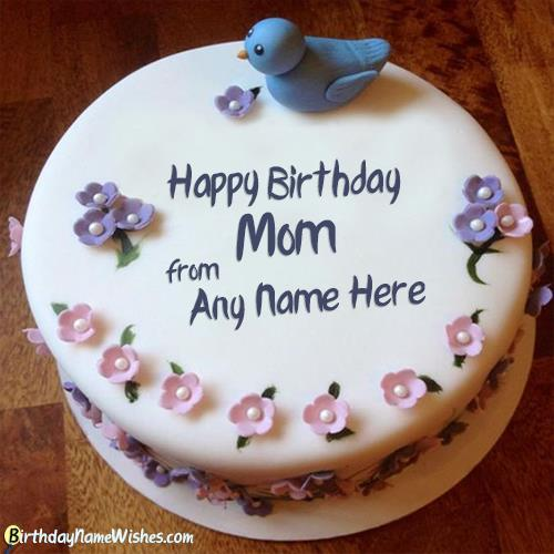 create a birthday cake with photo ; create-online-happy-birthday-cake-for-mother-with-name-3eec