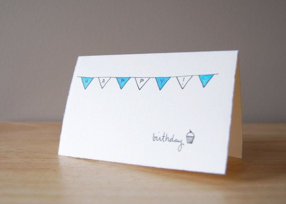 cute birthday card drawings ; drawn-birthday-cute-14