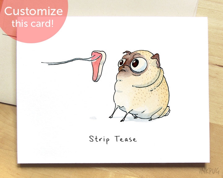 cute birthday card drawings ; drawn-steak-cute-7