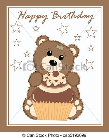 cute birthday card drawings ; happy-birthday-drawings_csp5192699