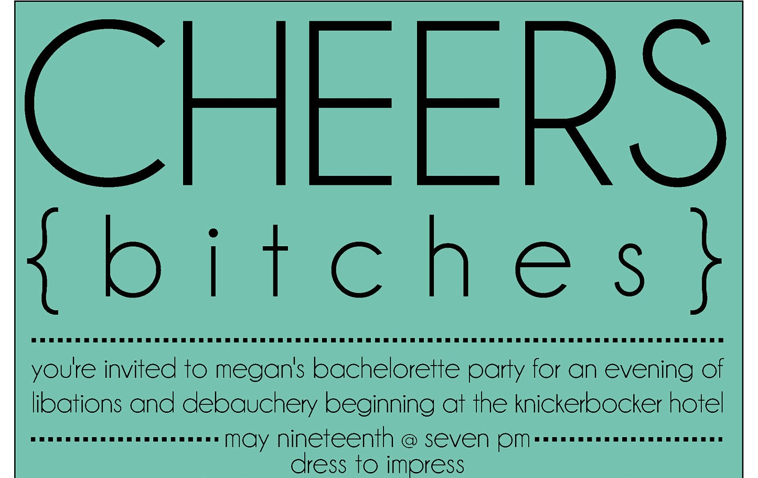 cute birthday invitation quotes ; funny-bachelorette-party-invitations-And-the-%25C3%25BCberraschend-Bachelorette-and-great-ideas-9
