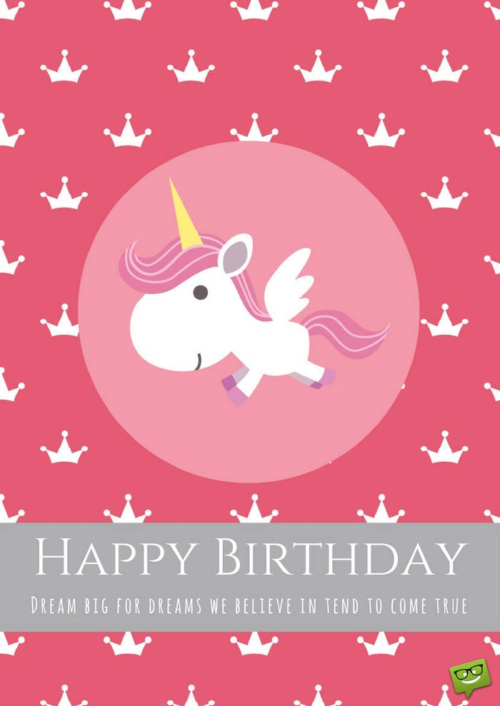 cute happy birthday picture messages ; Happy-Birthday-message-for-a-friend-on-picture-with-cute-unicorn-1