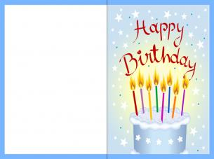 Design A Birthday Card Online Free Printable Print Cards