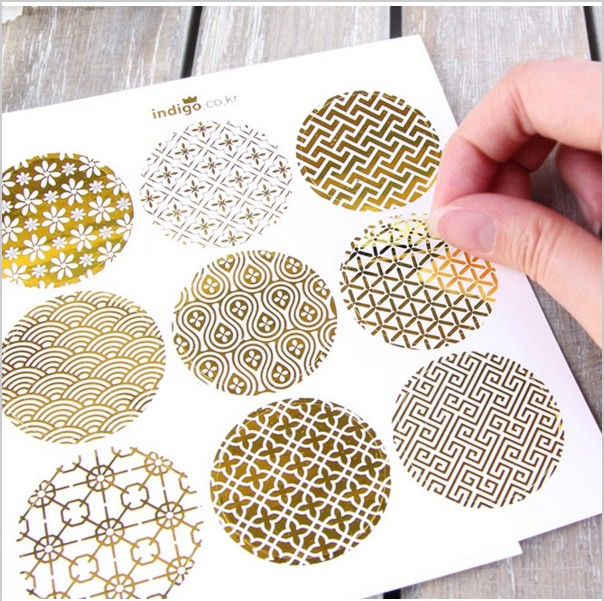 design sticker birthday ; 50-set-1-lot-New-gold-design-Food-Tags-Labels-Gift-Tag-Stickers-birthday-Home-Decoration