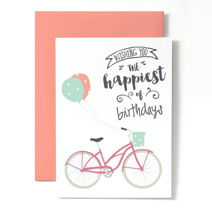 design your own birthday card printable ; greeting-cards-online-make-my-own-free-printable-best-handmade-birthday-card-bicycle