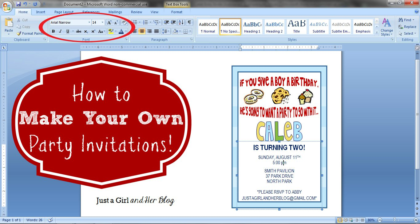 design your own birthday invitations free printable ; design-your-own-birthday-invitations-australia