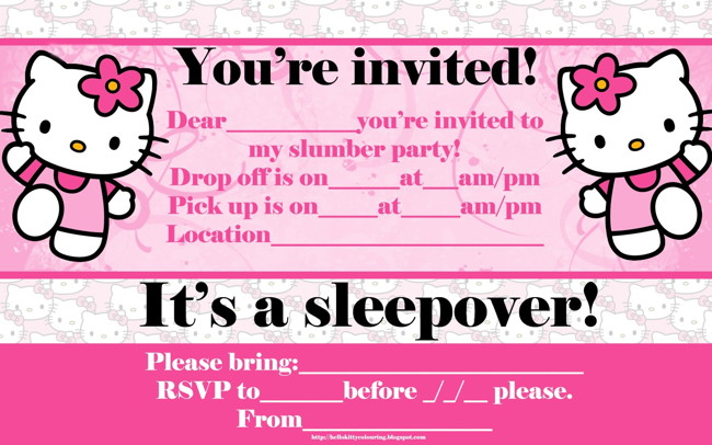 design your own birthday invitations free printable ; make-birthday-invitations-design-your-own-birthdays-invitation-free-printable-hello-kitty-design-pink-color-cards-invites