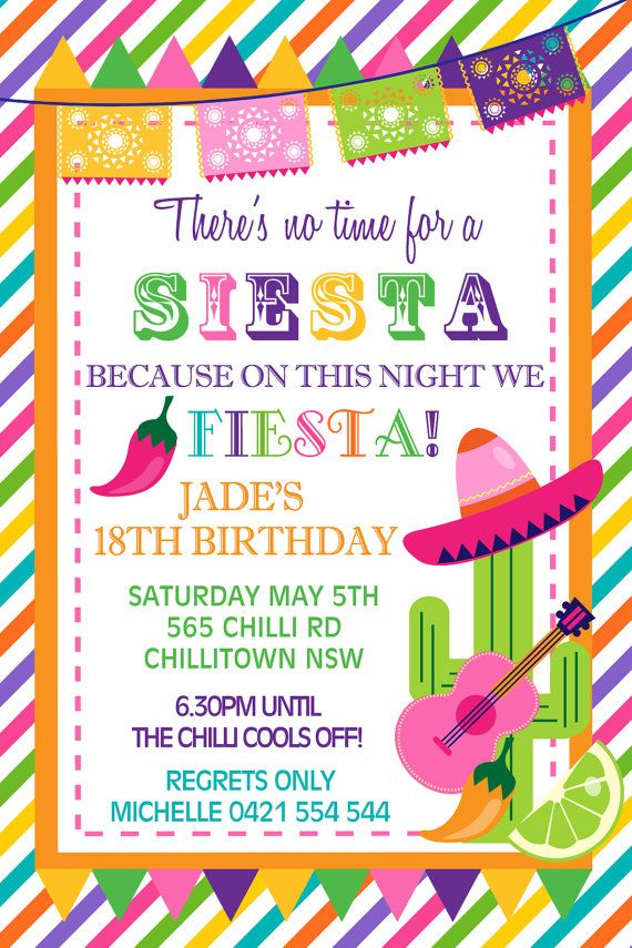 design your own birthday invitations free printable ; mexican-party-invitations-to-design-your-own-Party-invitation-in-engaging-styles