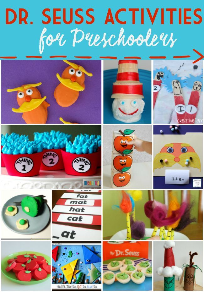 dr seuss birthday activities ; 46731806d2c4713141d6502b5d7982ff