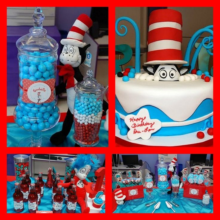 dr seuss birthday activities ; dr-seuss-birthday-party-crafts